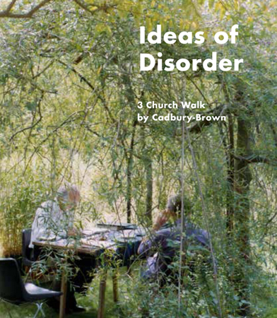 'Ideas of Disorder' published by Occasional Papers