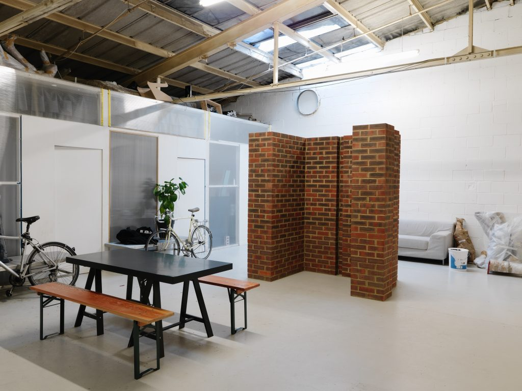 Perhaps, We Reasoned, Per Kirkeby Would Allow Us To Construct A Small  Modular Brick Column Such As Those In His Solo Exhibition U0027Fliegende  Blätteru0027 At ...